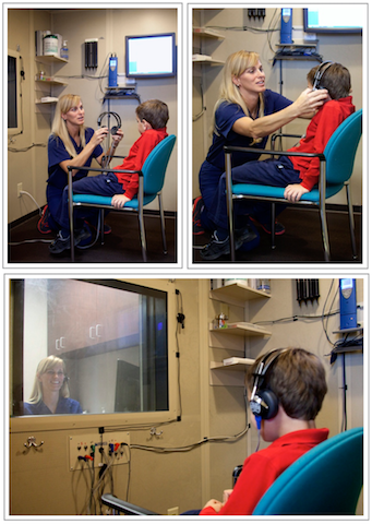 hearing test, ent, mary gamble