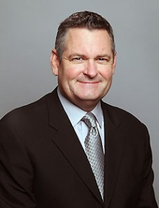 Photo of Dr. Bradford A. Gamble, ENT surgeon